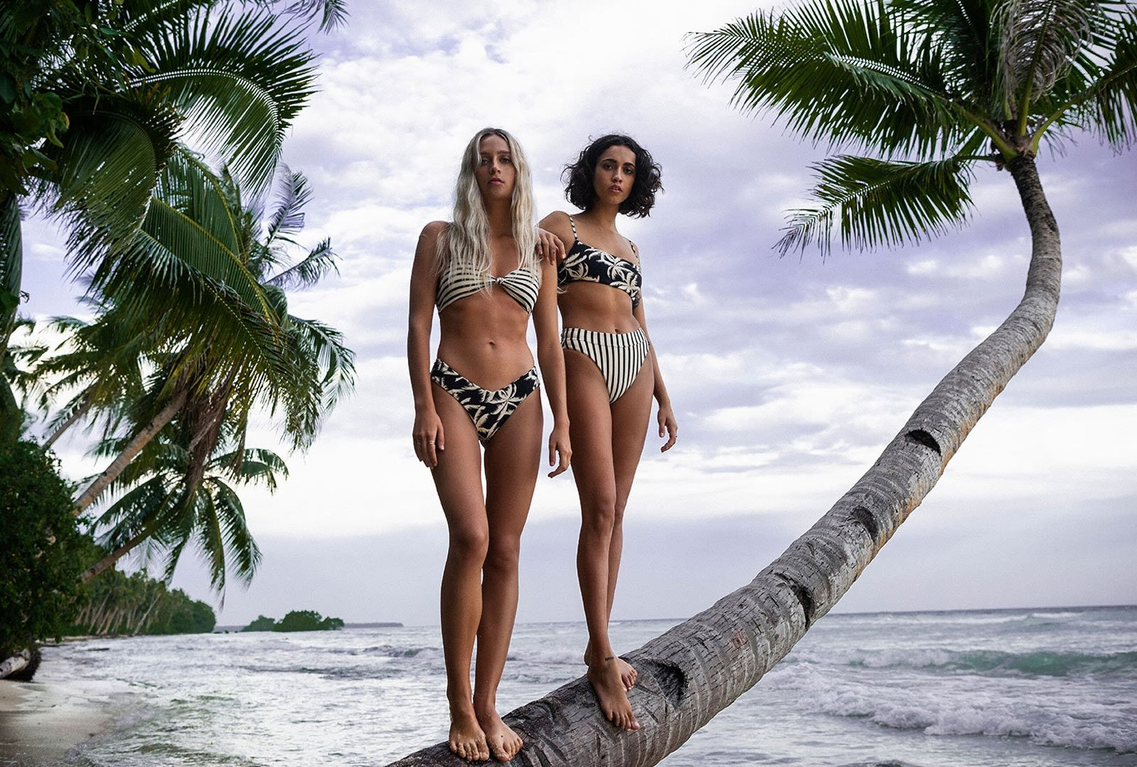 Billabong Under The Palms Lookbook