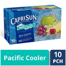 Capri Sun Pacific Cooler Mixed Fruit Flavored Juice Drink Blend