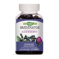 Nature's Way Sambucus Elderberry Gummies Herbal Supplements