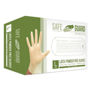 Safeguard Latex Powder Gloves