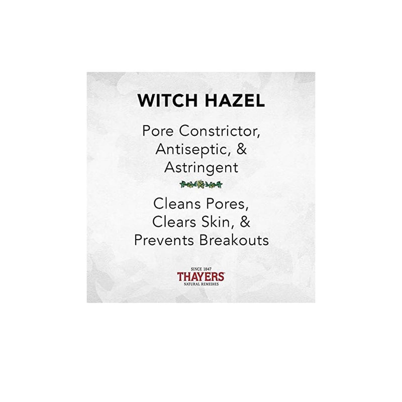 Thayers Alcohol-Free Cucumber Witch Hazel Facial Toner