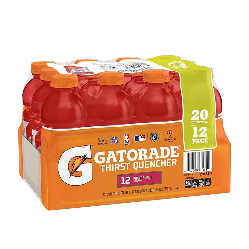 Gatorade Thirst Quencher Fruit Punch