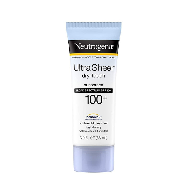 Neutrogena Ultra Sheer Dry-Touch Water Resistant