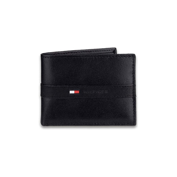 Tommy Hilfiger Men's Leather Wallet