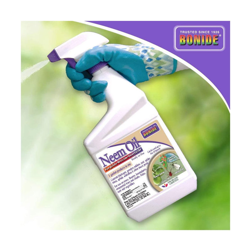 Bonide (BND022) - Ready to Use Neem Oil Insect Pesticide