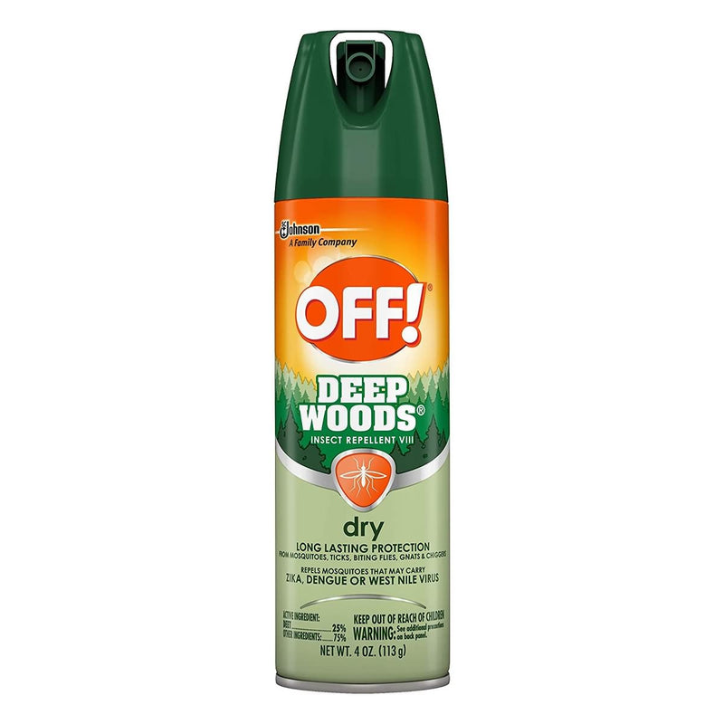 OFF! Deep Woods Insect & Mosquito Repellent VIII