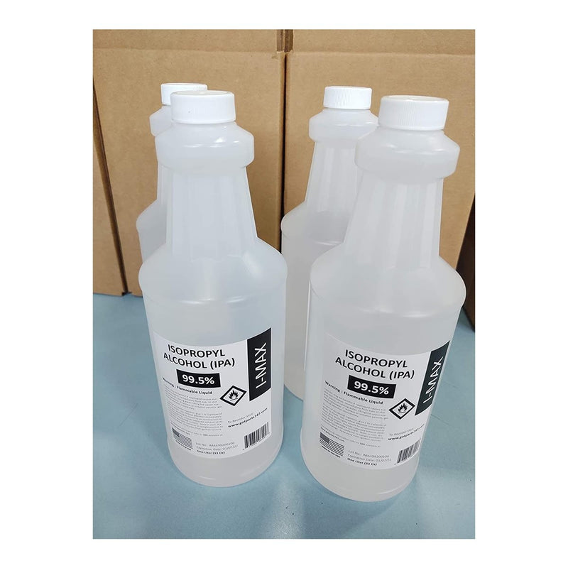 gotparts747 Isopropyl Alcohol 99.5% - 4 Liters