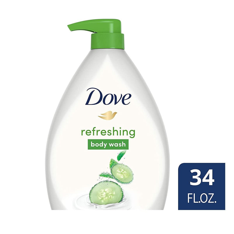 Dove go fresh Refreshing Body Wash