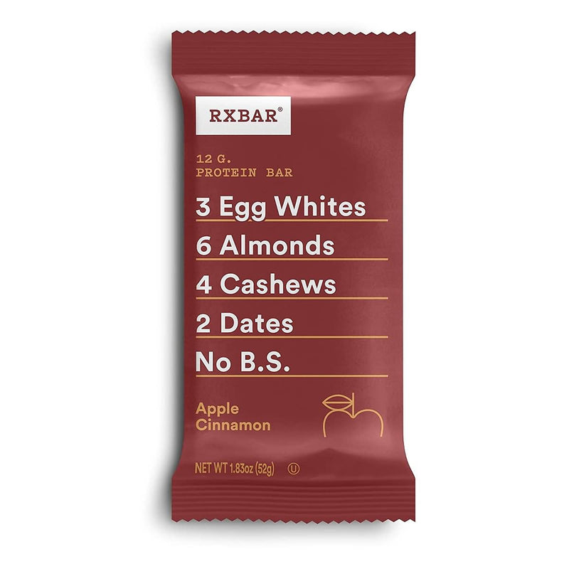 RXBAR Apple Cinnamon Protein Bar