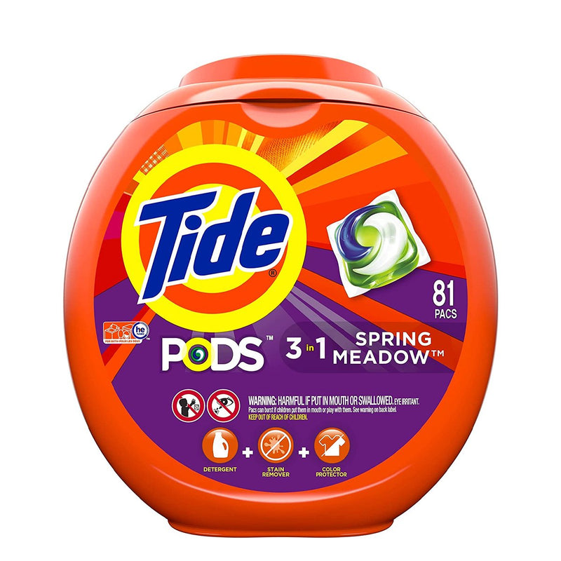 Tide Pods 3 in 1 Laundry Detergent Pacs