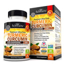 Turmeric Curcumin with BioPerine 1500mg