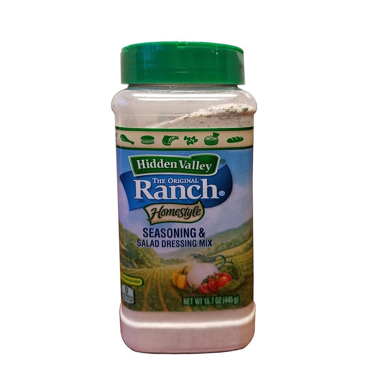 Hidden Valley Ranch Homestyle Seasoning & Salad Dressing Mix Powder