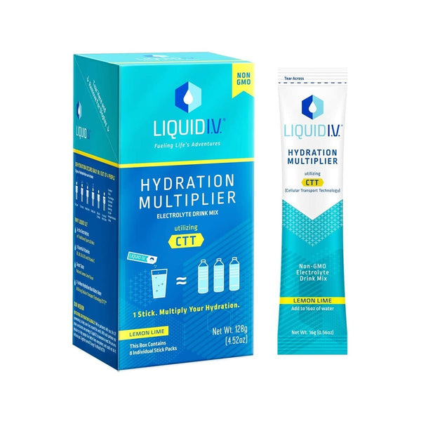 Liquid I.V. Hydration Multiplier Electrolyte Powder
