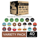 Keurig Coffee Lovers' Collection Sampler Pack
