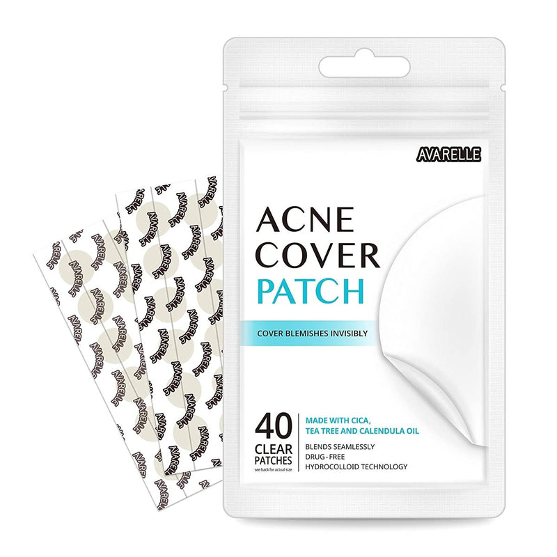 Avarelle Acne Absorbing Cover Patch Hydrocolloid