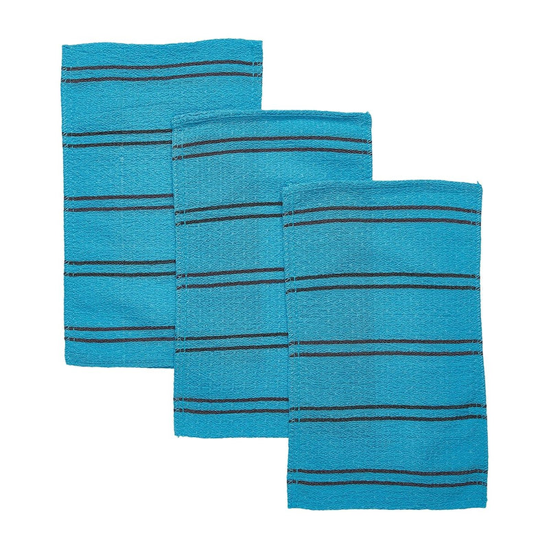 SongWol Korean Beauty Skin Viscos Exfoliating Bath Towel Gloves
