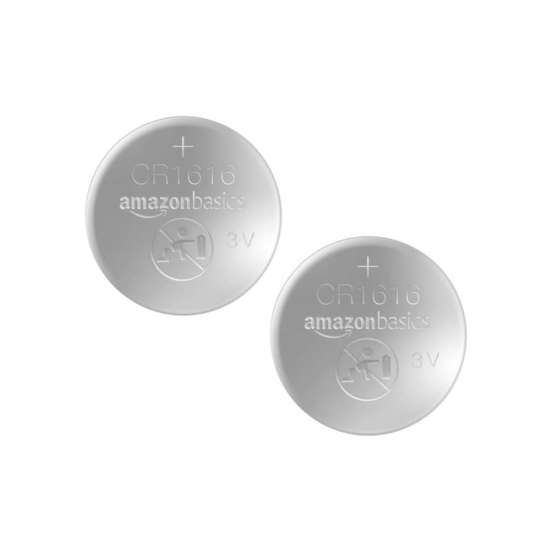AmazonBasics CR1616 Lithium Coin Cell Battery