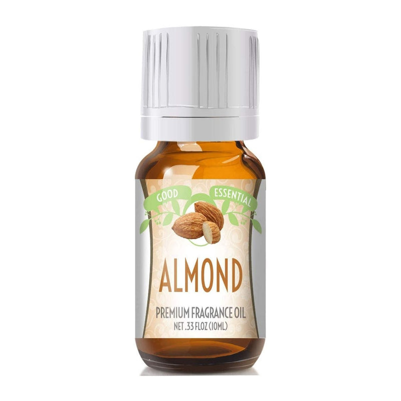 Almond Scented Oil by Good Essential