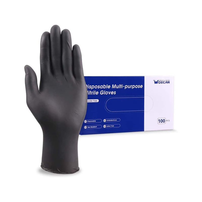 Wostar Nitrile Disposable Gloves