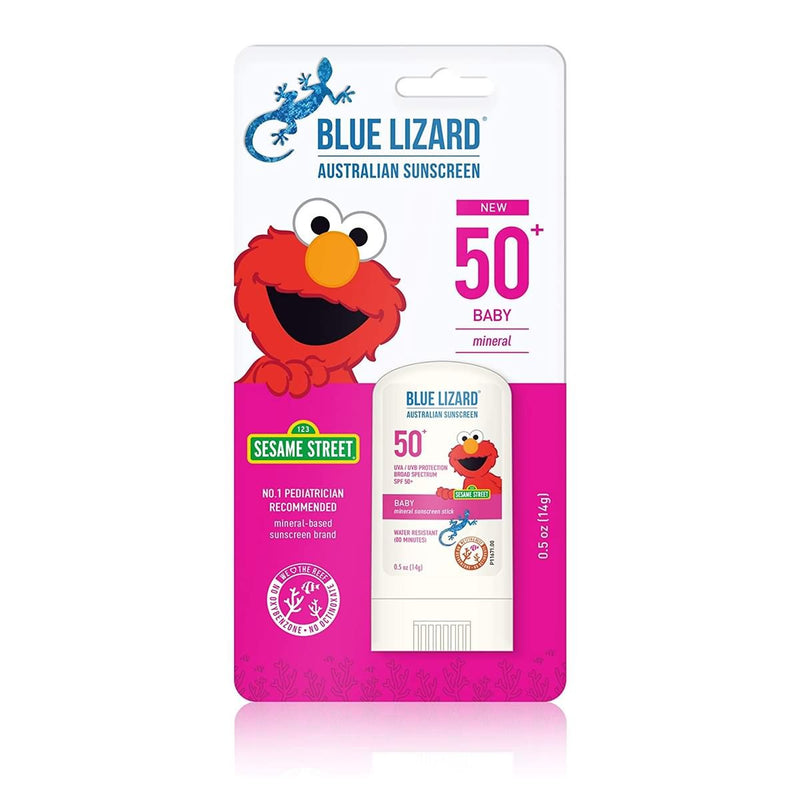 BLUE LIZARD Baby Mineral Sunscreen Stick