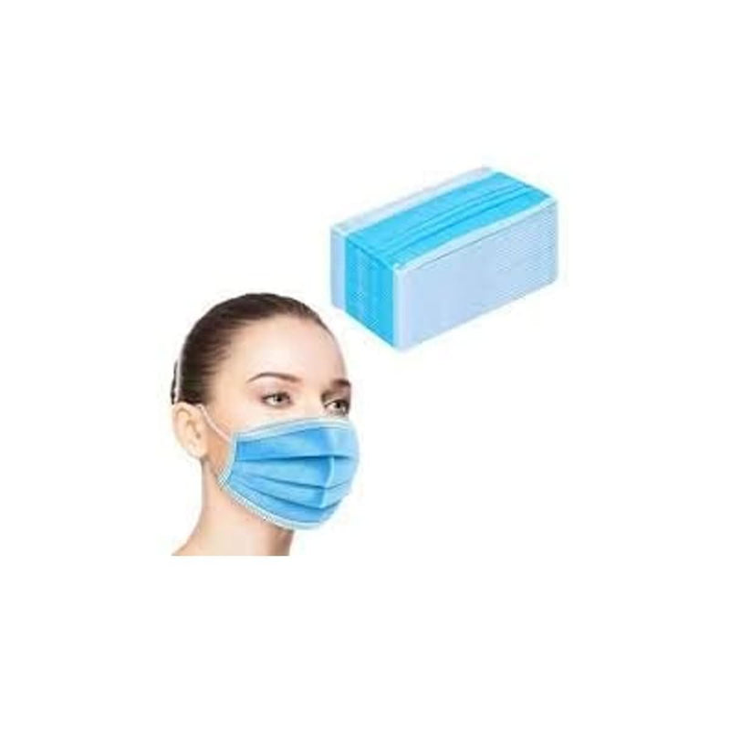 HQ Disposable Filter Masks 3 Ply Earloop