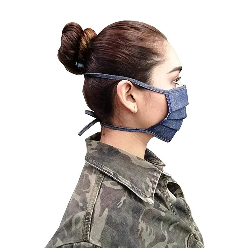 Adjustable Reusable Face Cover