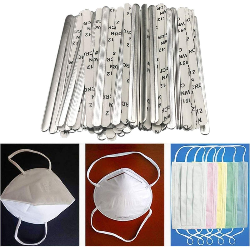 Aluminum Strips Nose Wire