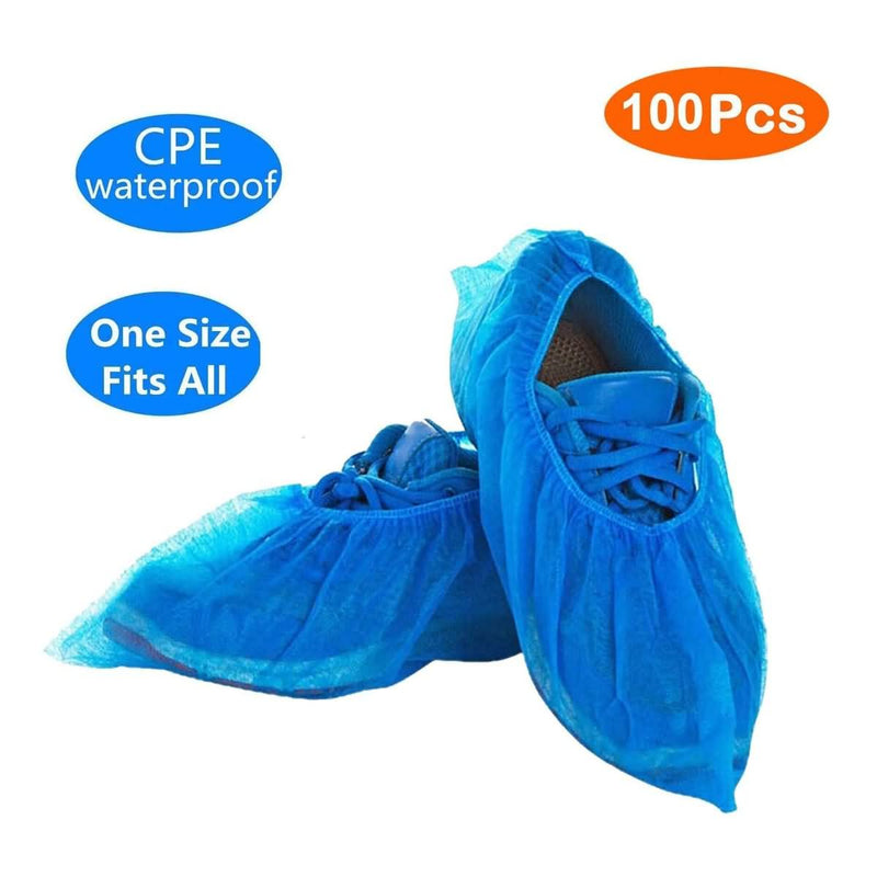 Oceantree Shoe Covers Disposable