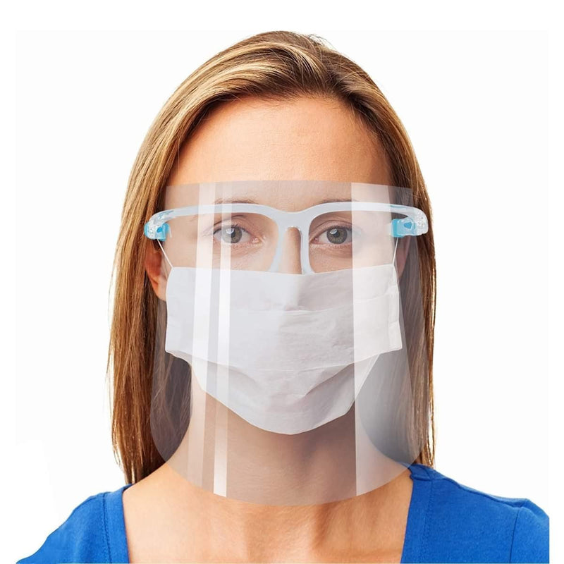 Unique Gadgets & Toys Safety Face Shield