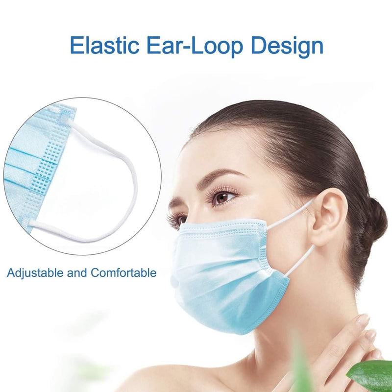 Assacalynn Disposable Face Mask