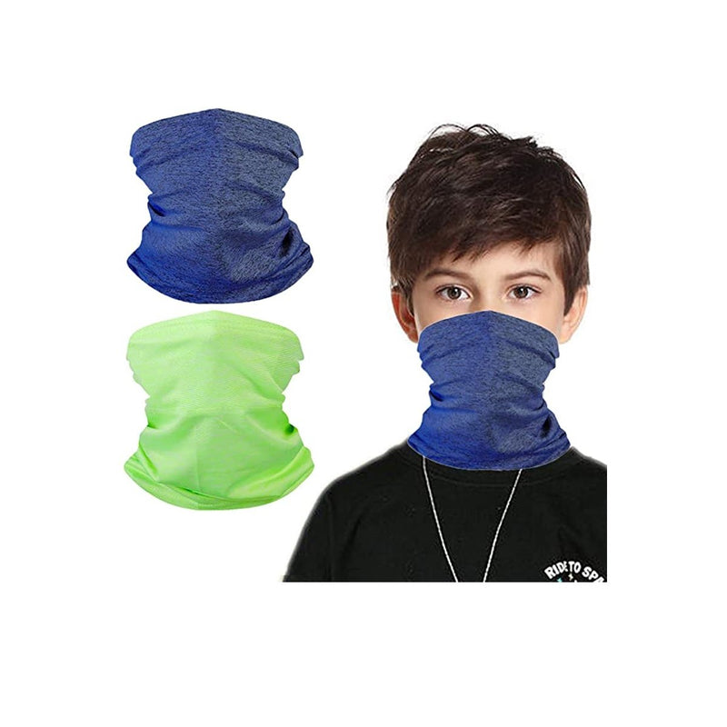 Kids UV Protection Face Cover Neck Gaiter