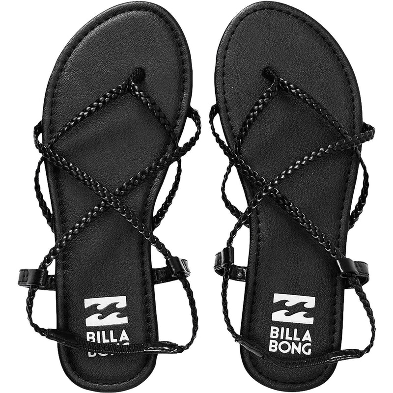 Billabong Crossing Over Sandal Black