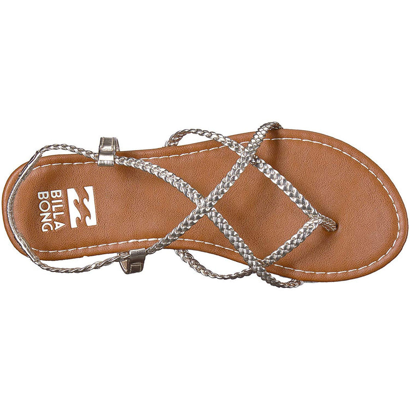 Billabong Crossing Over Sandal Platinum