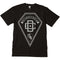 DC Arrowhead Knit Men's Short-Sleeve Shirts Black #color_Black