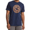 DC Circle Star Men's Short-Sleeve Shirts Black Iris / DC Wheat