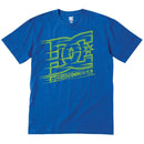 DC Racer6 Men's Short-Sleeve Shirts Royal Blue