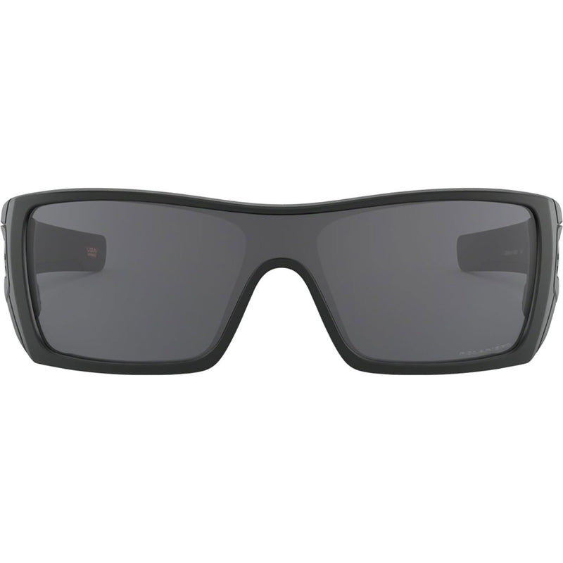 Oakley Batwolf Sunglasses Matte Black / Grey Polarized