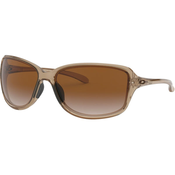 Oakley Cohort Sunglasses Sepia / Dark Brown Gradient #color_Sepia / Dark Brown Gradient