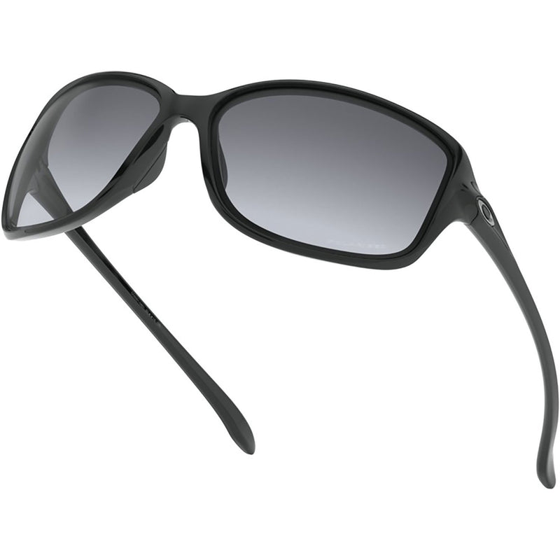 Oakley Cohort Sunglasses Polished Black / Grey Gradient Polarized