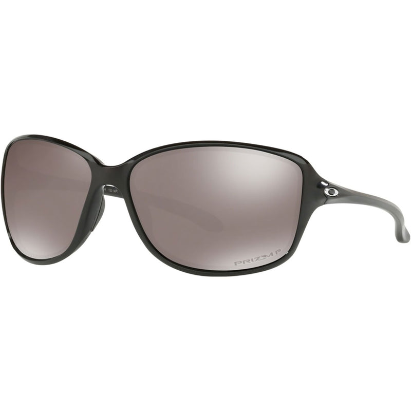 Oakley Cohort Sunglasses Polished Black / Prizm Black Polarized