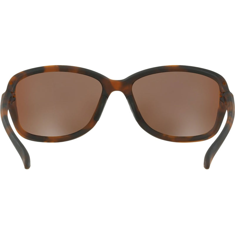 Oakley Cohort Sunglasses Matte Brown Tortoise / Prizm Deep Water Polarized