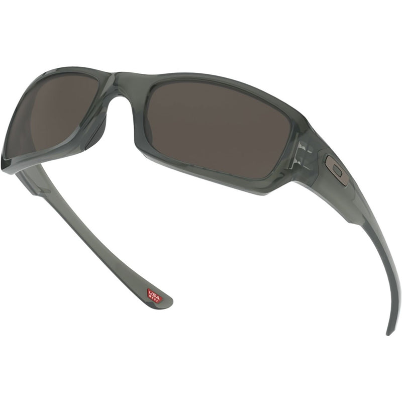 Oakley Fives Squared Sunglasses Grey Smoke / Warm Grey