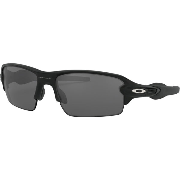 Oakley Flak 2.0 Sunglasses Matte Black / Black Iridium #color_Matte Black / Black Iridium