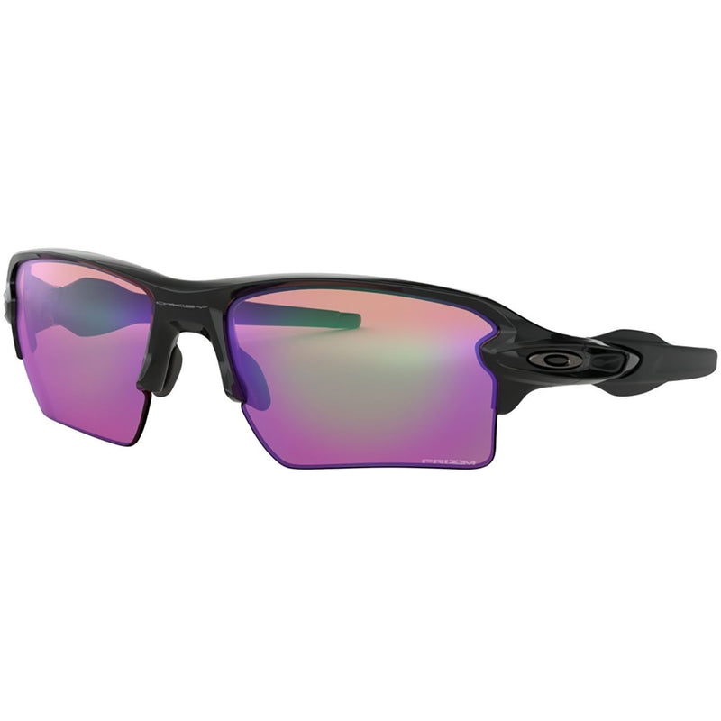 Oakley Flak 2.0 XL Sunglasses Polished Black / Prizm Golf