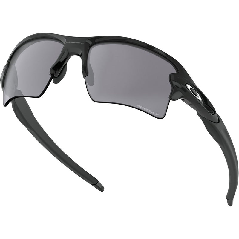 Oakley Flak 2.0 XL Sunglasses Polished Black / Prizm Black Polarized
