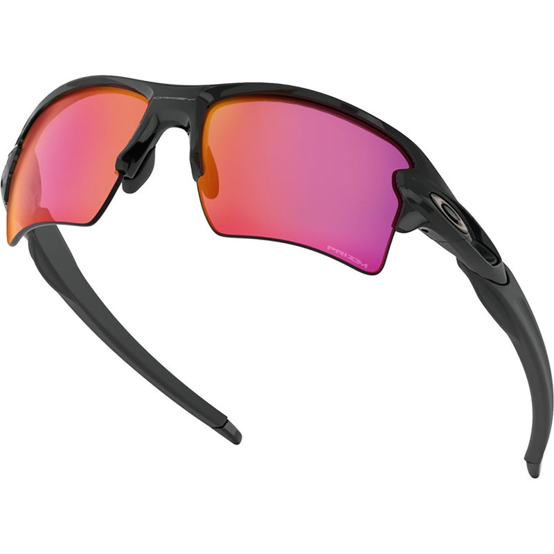Oakley Flak 2.0 XL Sunglasses Polished Black / Prizm Field