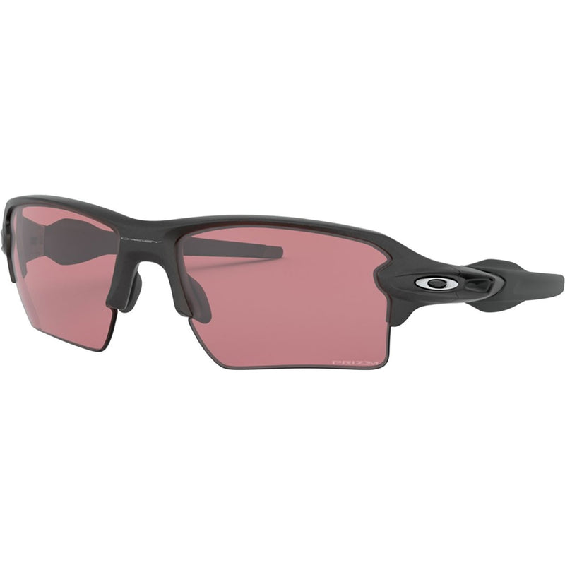 Oakley Flak 2.0 XL Sunglasses Steel / Prizm Dark Golf