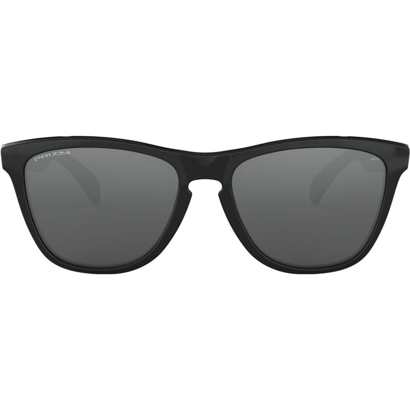 Oakley Frogskins Sunglasses Polished Black / Prizm Black