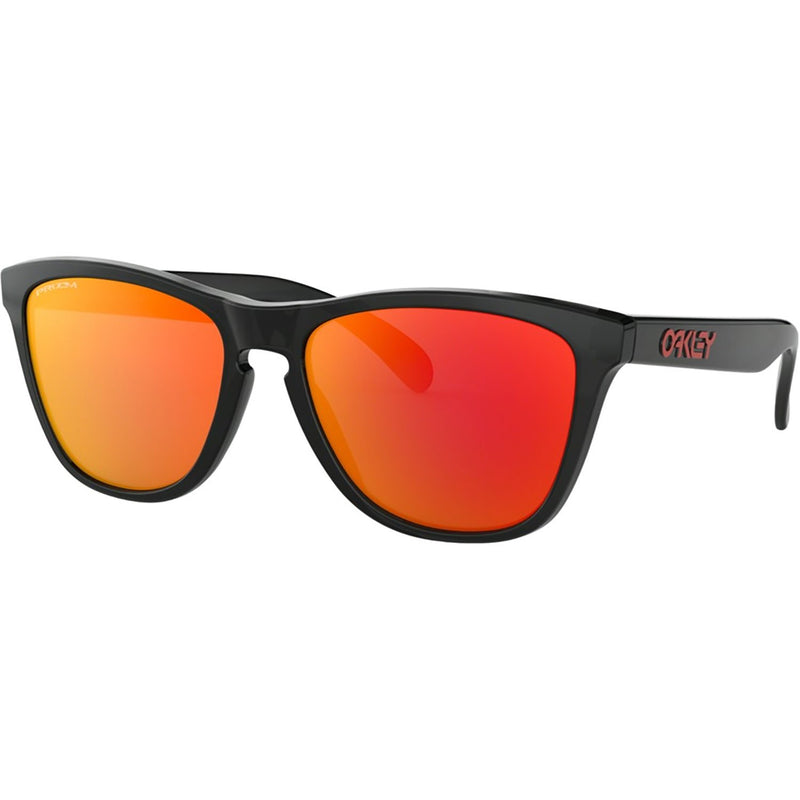 Oakley Frogskins Sunglasses Black Ink / Prizm Ruby