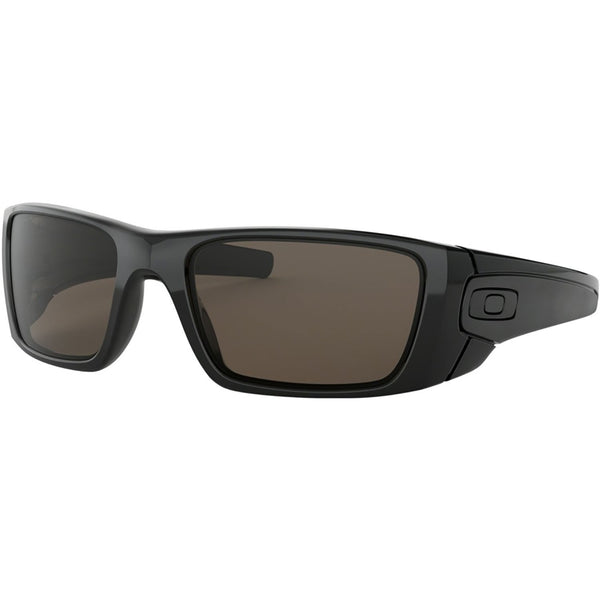 Oakley Fuel Cell Sunglasses Polished Black / Warm Grey #color_Polished Black / Warm Grey